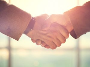 Samarbete med företag